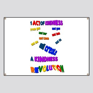 1 Act of Kindness Banner
