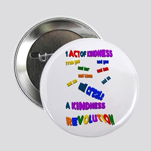 "1 Act of Kindness 2.25"" Button (10 pack)"