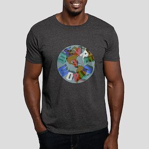 We Are 1 World Dark T-Shirt
