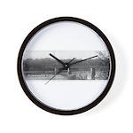 Low Level Bridge (Circa 1907) Wall Clock