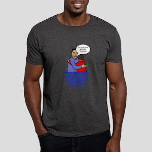 No to No Homo Dark T-Shirt