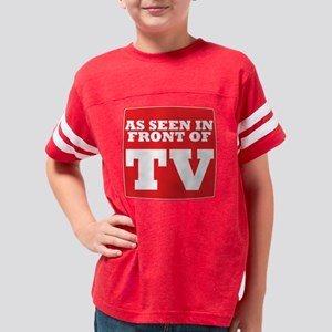 tv Youth Football Shirt