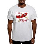 Paddle Faster Ash Grey T-Shirt