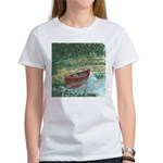 Paddle Faster Women's T-Shirt