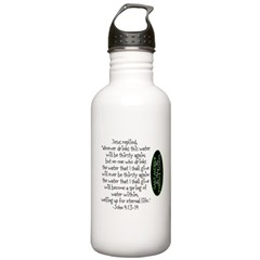 Thirsty Again St. Andrew Water Bottle