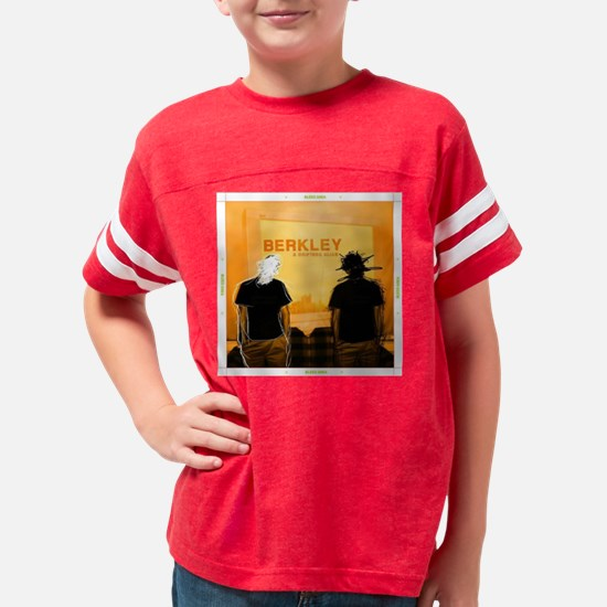 Berkley Front Cover Youth Football Shirt