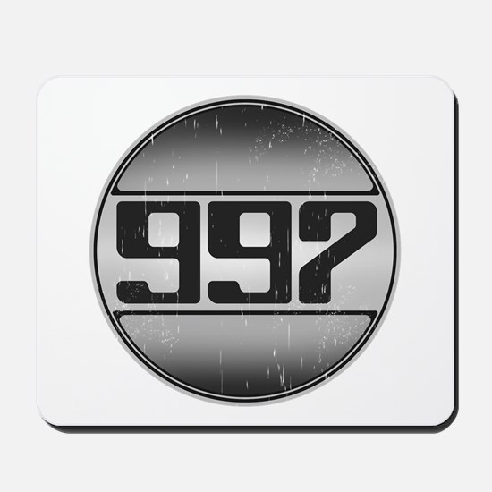 997 Cars Mousepad
