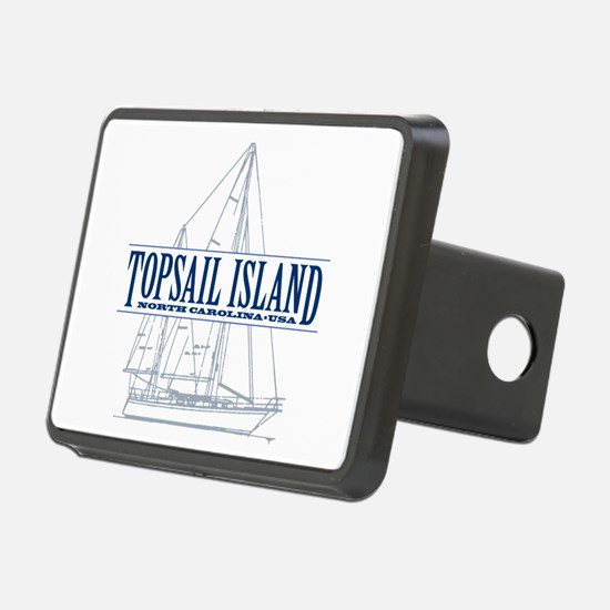 Topsail Island - Hitch Cover