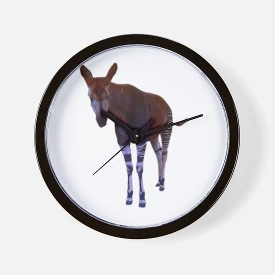 okapi 3 Wall Clock