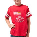 gocrazy_dark Youth Football Shirt