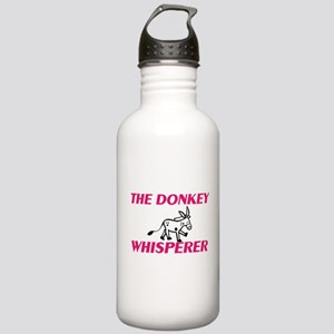 The Donkey Whisperer Stainless Water Bottle 1.0L