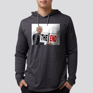 THE END Mens Hooded Shirt