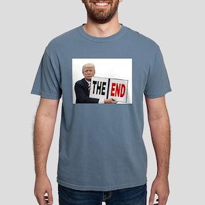 THE END Mens Comfort Colors Shirt