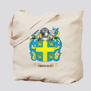 Oswalt Coat of Arms (Family Crest) Tote Bag