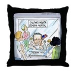 Ted Cruz Born In...America? Throw Pillow