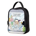 Ted Cruz Born In...America? Neoprene Lunch Bag
