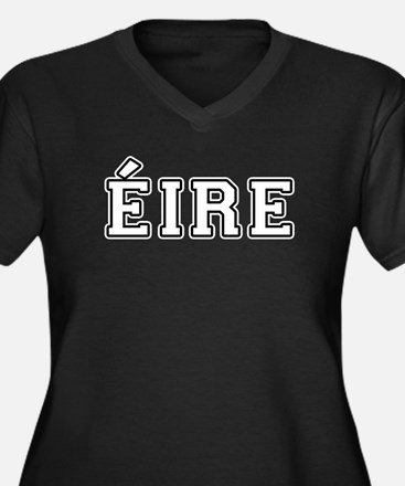 Eire Plus Size T-Shirt