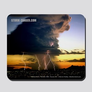 Storm Chaser Lightning Mousepad 1