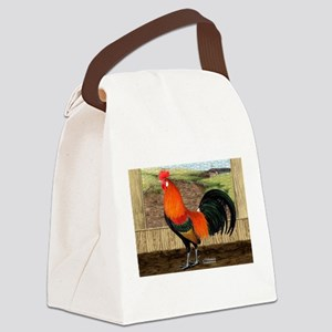 Hen House Hero Canvas Lunch Bag