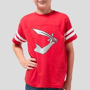 thomas_tew_stroke Youth Football Shirt