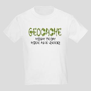 Geocache Kids Light T-Shirt