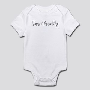 Future Tom-Boy Infant Bodysuit