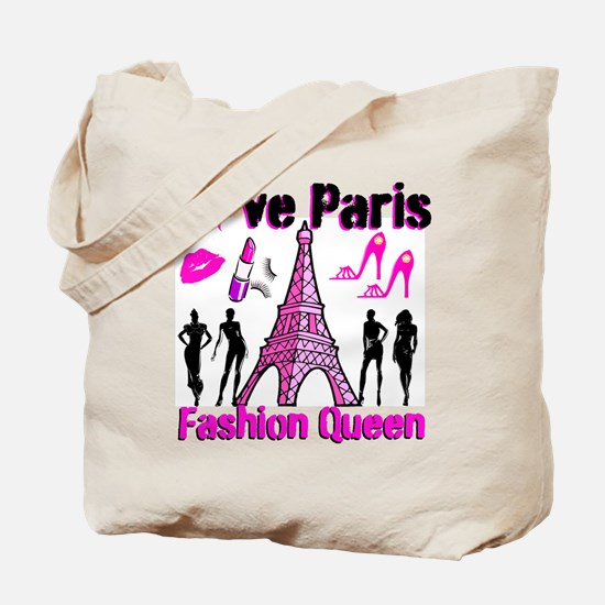 COUTURE QUEEN Tote Bag