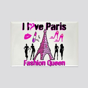 COUTURE QUEEN Rectangle Magnet