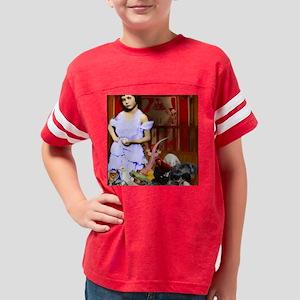 012a_throwpillow Youth Football Shirt