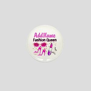 FASHION QUEEN Mini Button