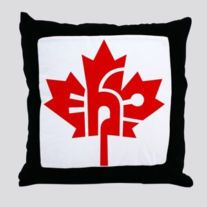 Canada Eh? Throw Pillow