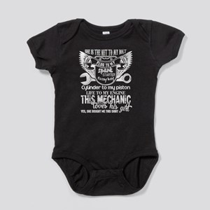 This Mechanic Loves His Girl T Shirt Body Suit