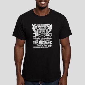 This Mechanic Loves His Girl T Shirt T-Shirt