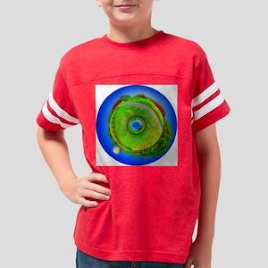 clock farmland Youth Football Shirt