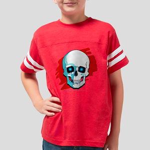 HHB-skullTS1 Youth Football Shirt