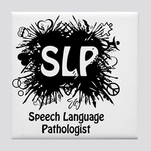 SLP Splash Tile Coaster