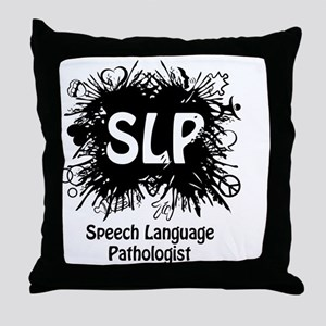 SLP Splash Throw Pillow