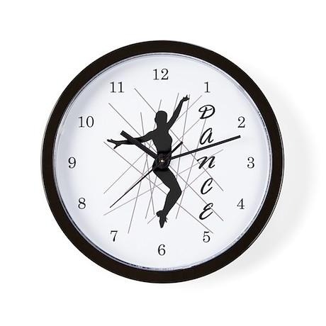 Dance2 Wall Clock