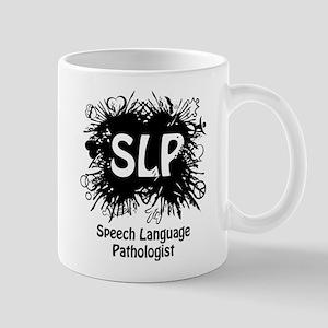 SLP Splash - Black Mug