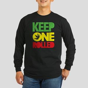 weed cannabis 420 t-shirt Long Sleeve T-Shirt