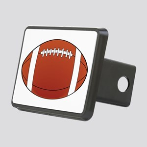 Football illustration Hitch Cover