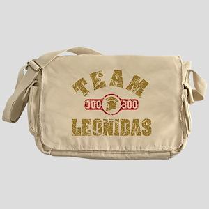 300 Team Leonidas Messenger Bag