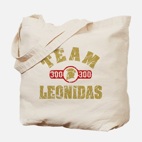 300 Team Leonidas Tote Bag
