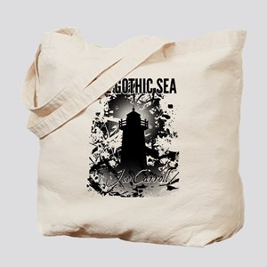 The Following Gothic Sea Tote Bag