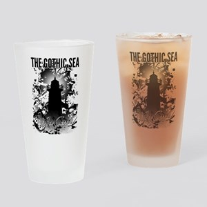 The Following Gothic Sea Drinking Glass