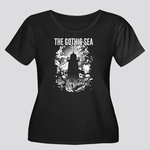 The Following Gothic Sea Plus Size T-Shirt