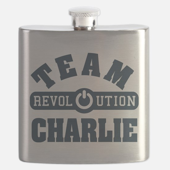 Revolution Team Charlie Flask
