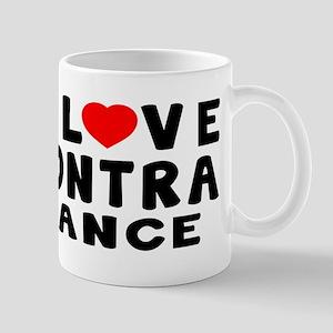 I Love Contra Mug
