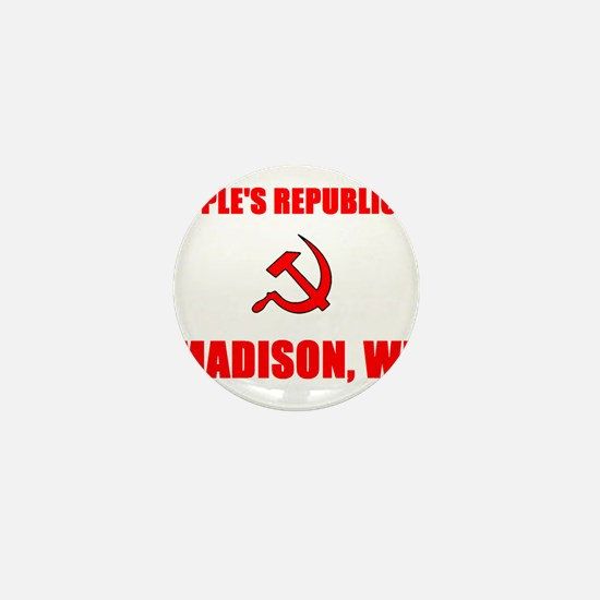 People's Republic of Madison, Mini Button