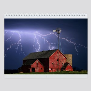 Large lightning Poster